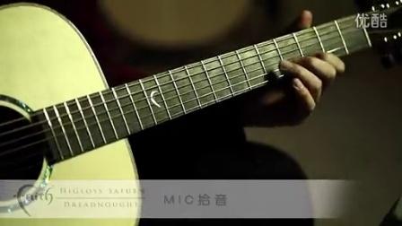 Faith HiGloss Saturn 全单木吉他演示-朱家明
