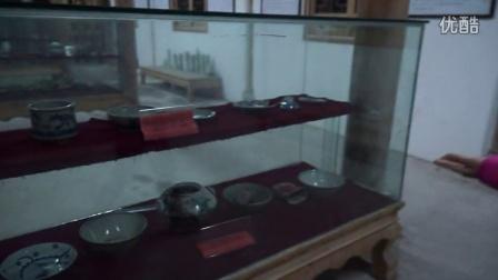 苍南县李颖艺术培训学校艺术团学员 卢杭之 介绍碗窑博物馆