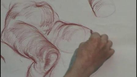 Vilppu20.[人体圆柱形构成素描].Cylindrical.Forms(减少优酷转码画质损失)