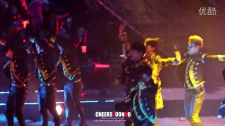 [CheersYoonho]141219 TVXQ! SPECIAL LIVE TOUR IN BEIJING-Risng Sun