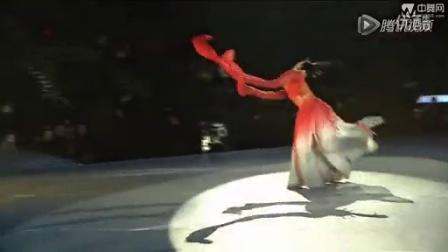中美舞林冠军对抗争霸赛 唐诗逸 独舞