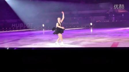 Ice Legends 2014 Carolina Kostner & Kotaro Fukuma - Chopin Waltz
