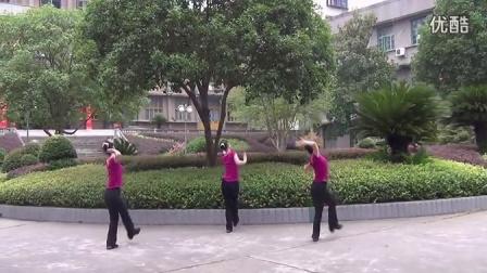 广场舞亲吻西藏