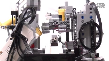 LEGO GBC module - Ball Cleaner  BC-T70 with EV3