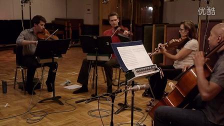 Savannah - Gabe Gladstein Jazz String Quartet with Mads Tolling