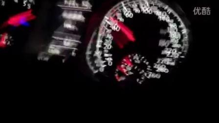 迈腾旅行版四驱 0-100加速