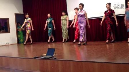 2013·6·17旗袍秀慢动作