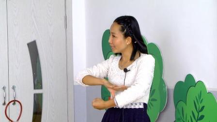 内蒙古自治区幼师基本功大赛巴彦淖尔市幼儿园 贺丽 参赛作品
