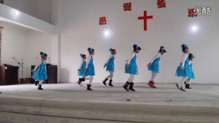 2014圣诞节舞蹈