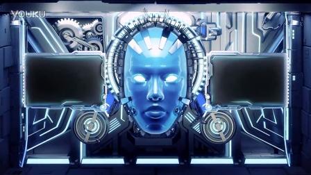神奇裸眼3D全息影像超前体验!