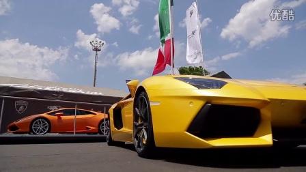 Happy Holidays from Automobili Lamborghini
