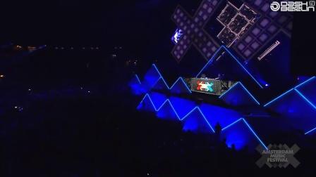 荷兰顶级DJ派对2016阿姆斯特丹电音节Dash Berlin嗨爆现场