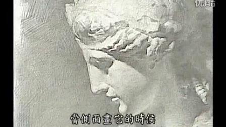 冉茂芹静物素描石膏像_720_07_zm