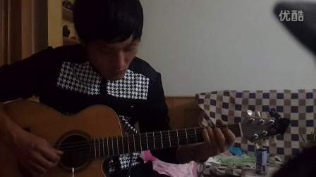 梁祝独奏曲  吉他独奏曲