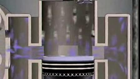 汽车动画之扫气方式简介视频——印象汽修学校