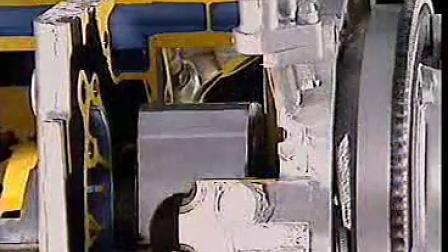 汽车动画之转子发动机主要部件简介视频——印象汽修学校