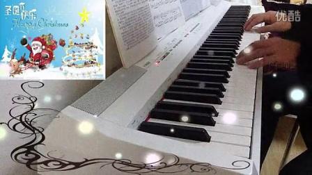 魔羯座《平安夜》钢琴_tan8.com