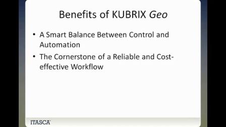 KUBRIX Geo 12.0 - New Features Instructional Webinar (2012-12-12)