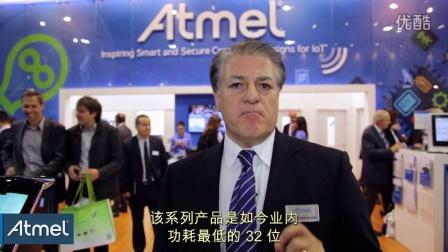 Atmel微控制器业务副总裁 - 物联网技术部署