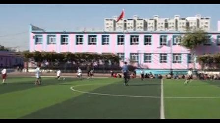和静县第三小学和焉耆县足球友谊赛