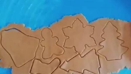 圣诞姜饼制作过程-朝旭堂-向阳花小姐的私房烘焙.MOV