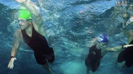 Ironman Cozumel Swim 2014-Display