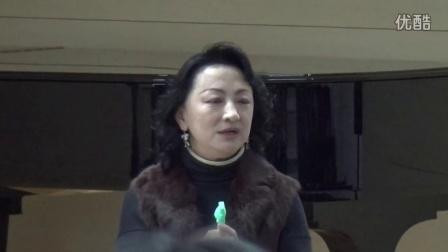 周海宏谈琴第八次课-孔院长讲话(萌筝汇)