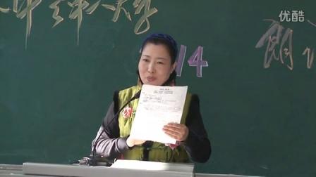 国家一级播音员、天津市老年人大学朗诵基础班教师李冬霞朗诵《再别康桥》