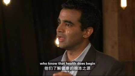 【TED】Rishi Manchanda:是什么让我们生病