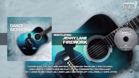 The Interview (2014) Firework Cover Soundtrack - Jenny Lane