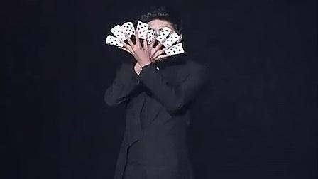 北京国际魔术大会柳豪镇表演