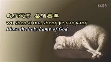 真神羔羊 Lamb of God