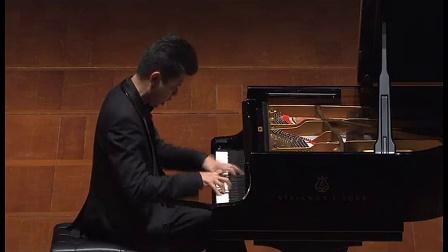 钢琴家安宁演奏拉赫玛尼诺夫《柯瑞里主题变奏曲》