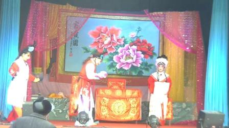 南阳市曲剧团演出的王子龙私访一