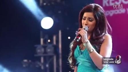 Tujhme Rab Dikhta Hai by Shreya Ghoshal live at So