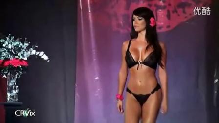 哥伦比亚情趣内衣秀Pasarela Bésame 2010_高清