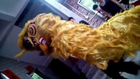 广宁县江屯镇联星村委会银坑坪醒狮