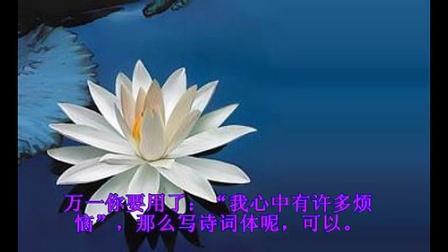 楞严经 第一集 经题 南怀瑾[高清字幕版]