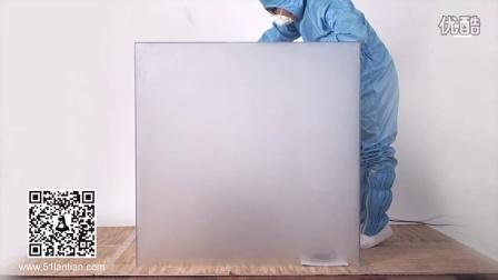 雾霾生存手册:欧姆龙 HAC-3201 家用空净测评 红磷测试