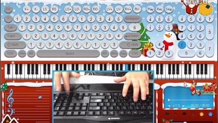 kiss the rain-雨的印记 EOP键盘钢琴弹奏