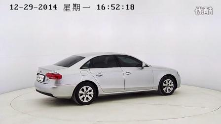 【车猫】奥迪 2009年款 A4L 2.0TFSI 无级 132kw舒适型