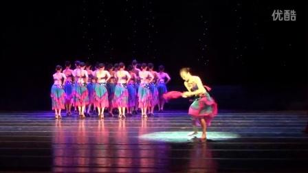 桃花红杏花白 舞蹈 原创 山西艺术职业学院09舞蹈精英班毕业汇报
