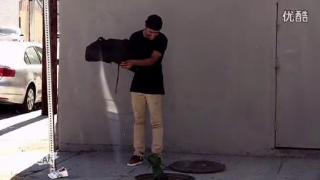 恶搞恶整 【Youtube头条精选】脑洞大开的忍者神龟收披萨!外卖小哥震惊了