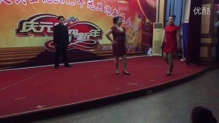 T台秀——河津市人民医院 科元旦节目作品