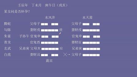 张伟光周易培训讲座(41)—装卦举例(1)
