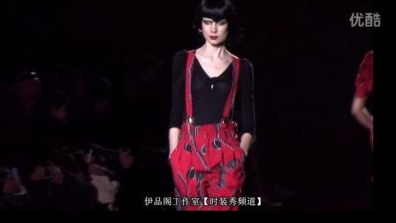 【伊品阁工作室-时装秀频道】2014年国际设计潮流法国时尚透明时装秀012
