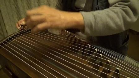 我在练习打击乐8  该练新段了(萌筝汇)