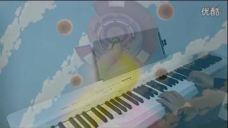 哆啦A梦 电影画面 钢琴_tan8.com