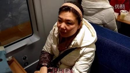 记者体验京廊高铁