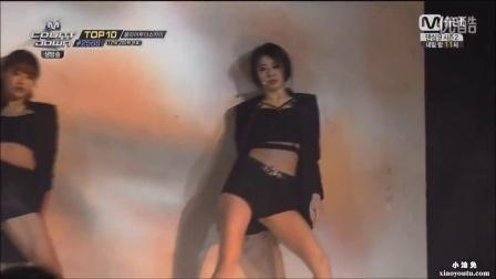 【中文字幕】140612 智妍 Ji Yeon (T-ARA) - 一分一秒 Never Ever @ MCountdown[小油兔]